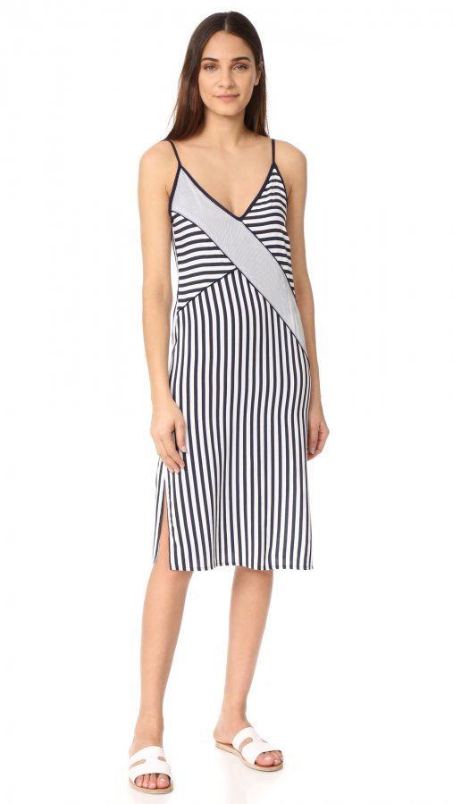 Boardwalk Stripe Dress