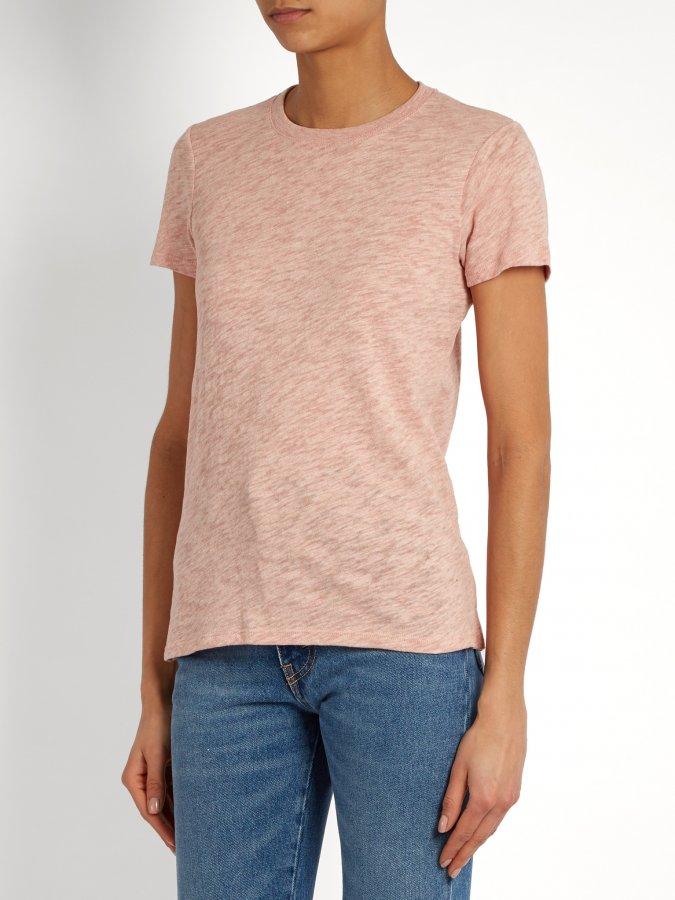 Schoolboy cotton-blend T-shirt