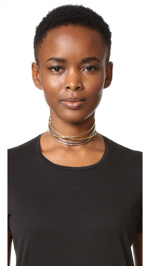 Cole Choker Necklace