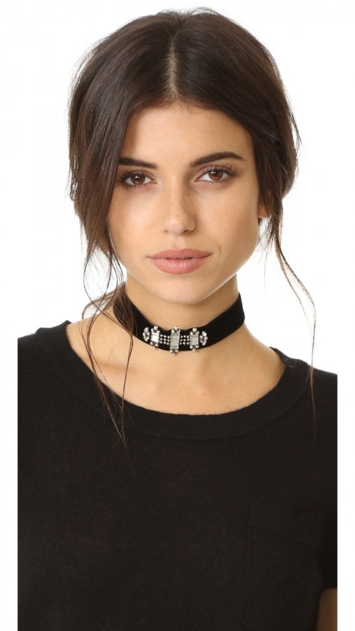 Corinna Choker Necklace
