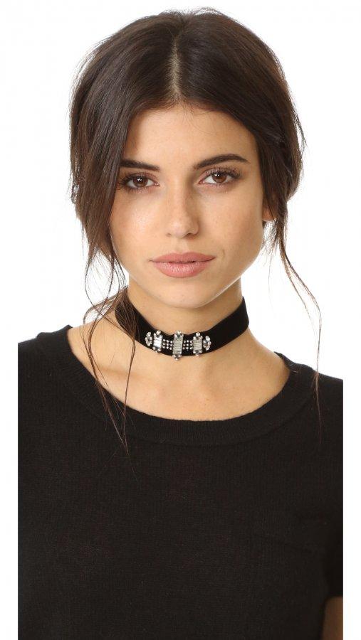 Corinna Choker Necklace