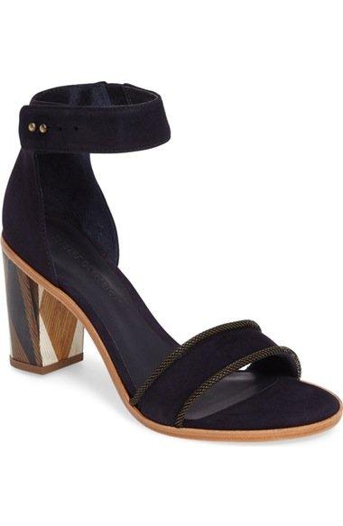 Hayden Ankle Strap Sandal