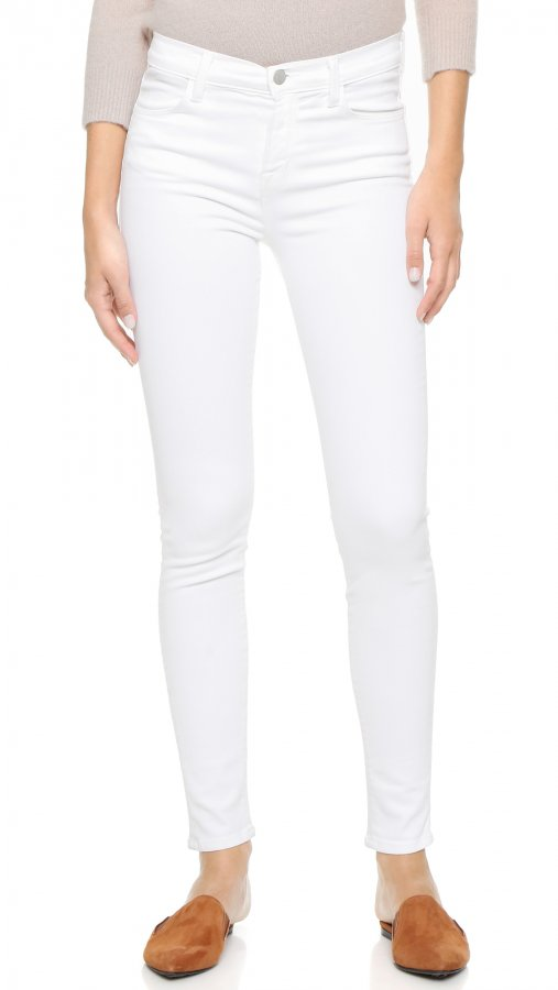 Maria High Rise Legging Jeans