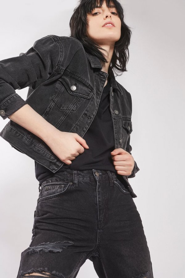 MOTO Fitted Western Jacket