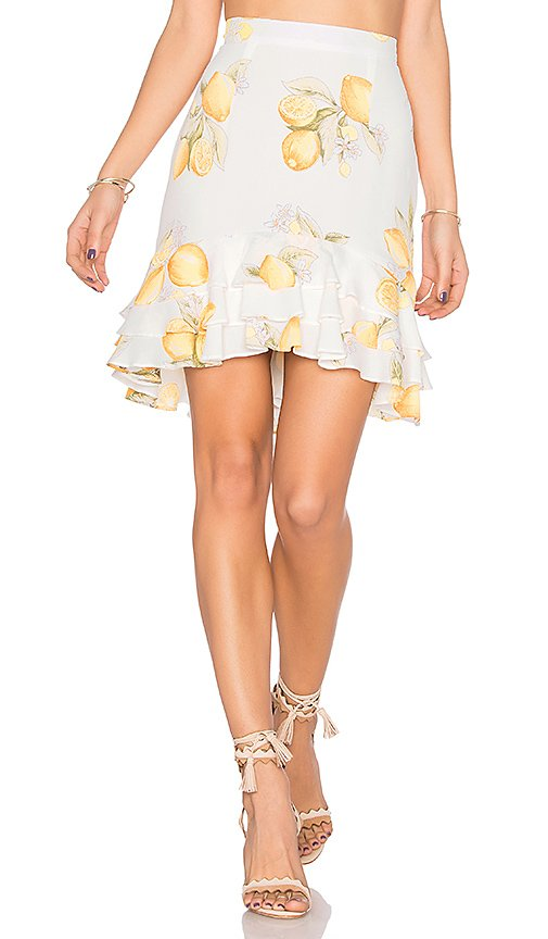 Limonada Skirt