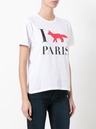 Fox Paris T-shirt