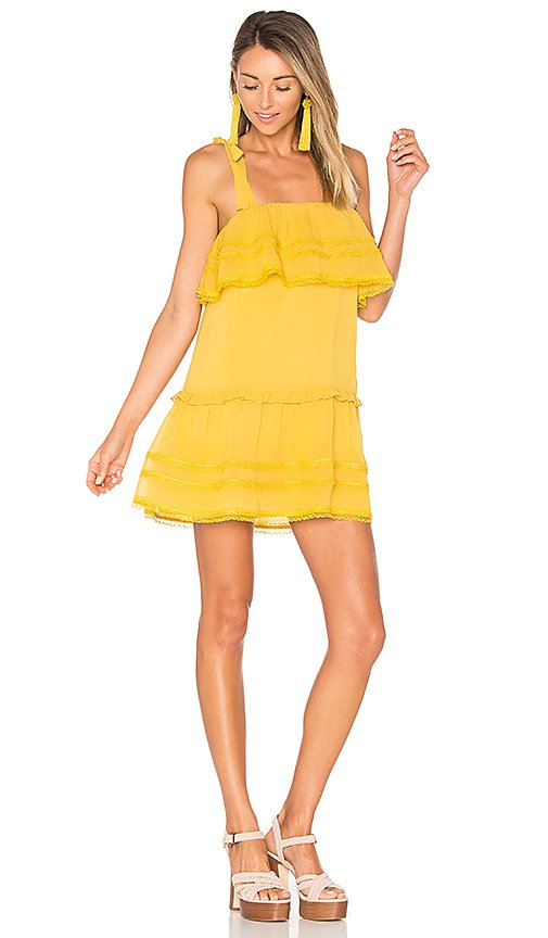 x REVOLVE Chelsea Babydoll Dress
