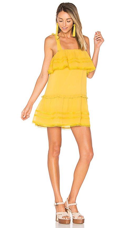 x REVOLVE Chelsea Babydoll Dress