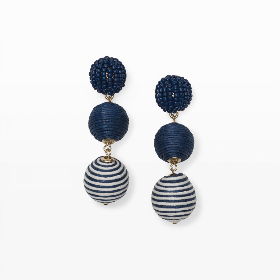 Bauble Stripe Earring