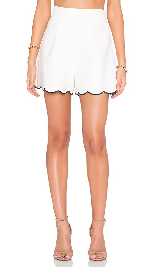 Scallop Short
