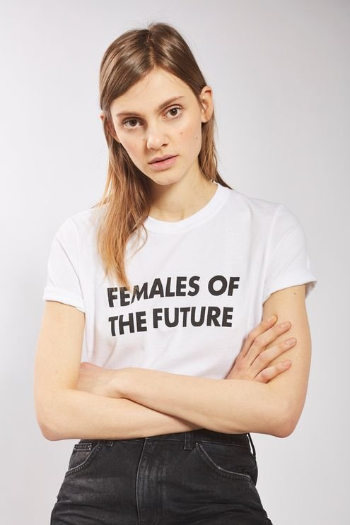 Females of the Future Tee
