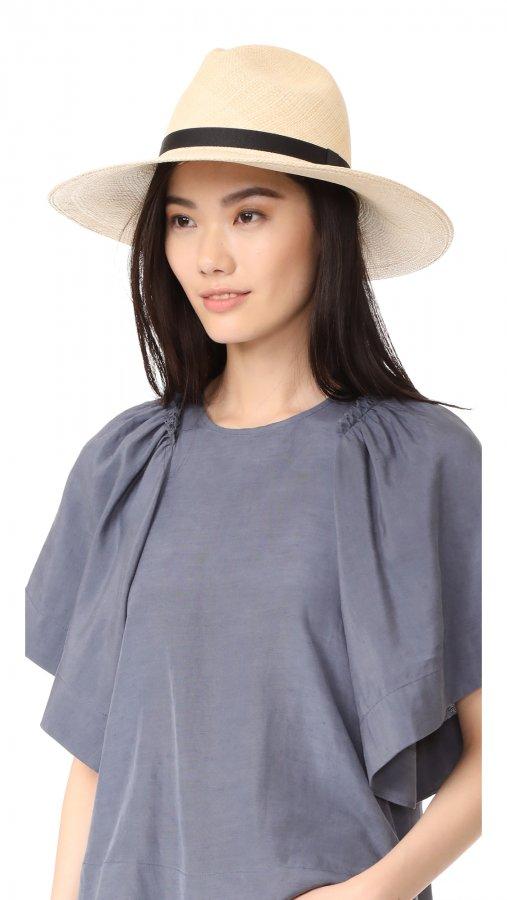 Clasico Wide Brim Hat