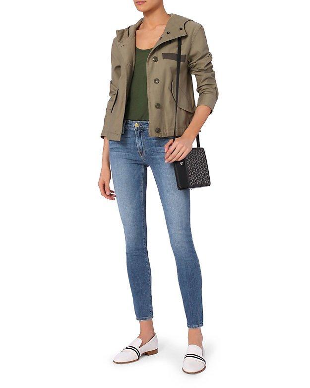 Le Skinny De Jeanne Forest Meadow Jeans