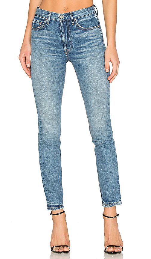 x REVOLVE Karolina High-Rise Skinny Jean