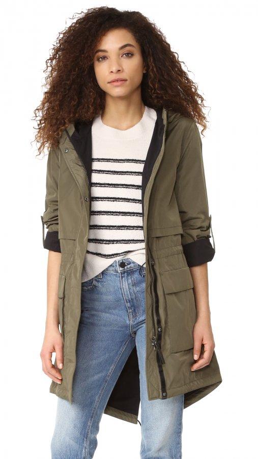 Cosima Rain Jacket