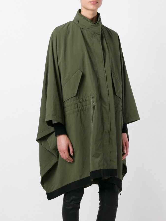 Pissenlit Cape Coat