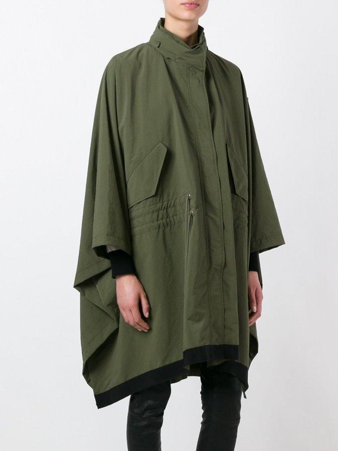 Pissenlit Cape Coat