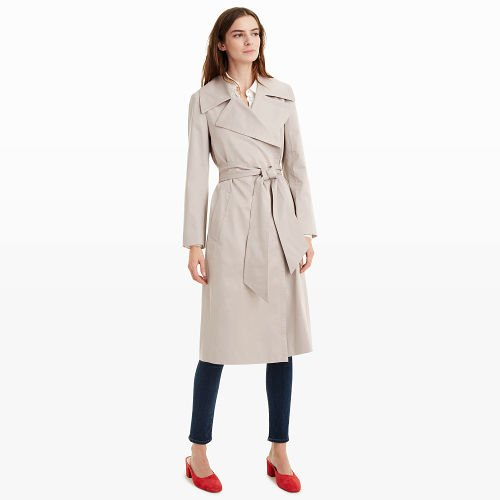 Mahssa Trench Coat