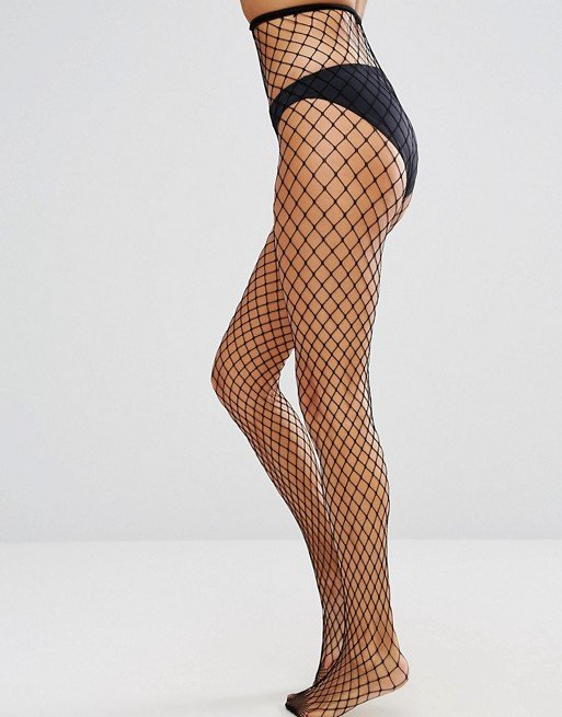 Gipsy Large Scale Fishnet Tights