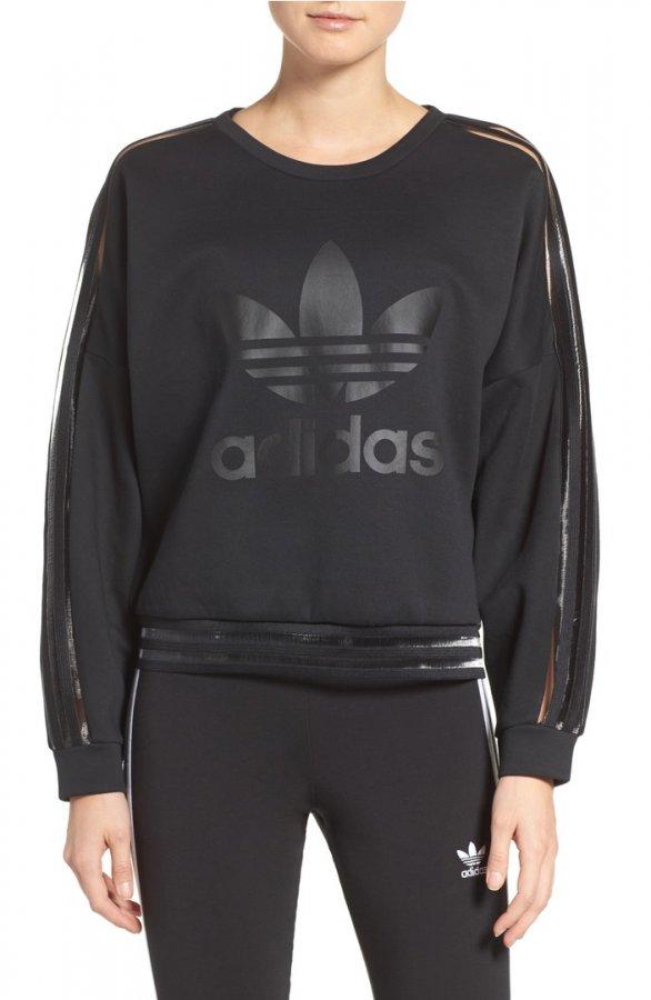 Shadow Stripe Sweatshirt