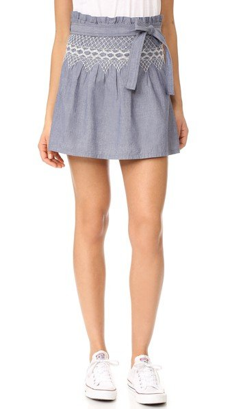 The Short Rancher Skirt