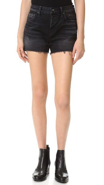 Gracie High Rise Shorts