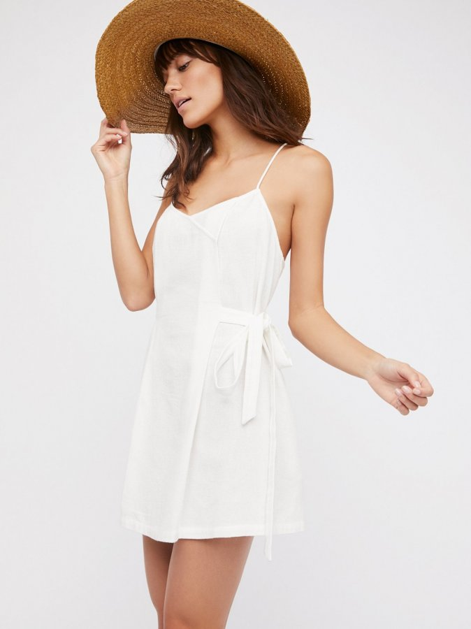 Melt Your Heart Mini Dress