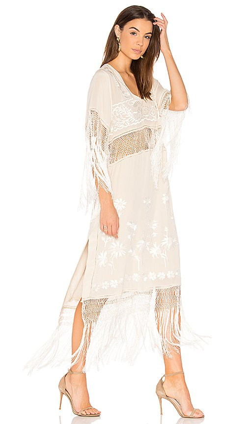Ella Fringe Dress