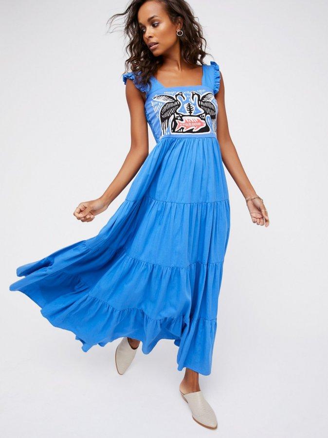 Kuna Maxi Dress