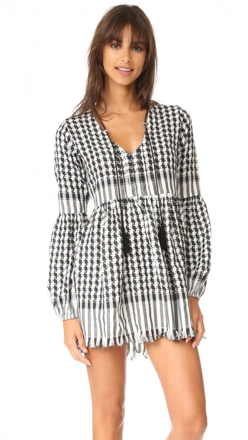 Dara Babydoll Tunic Dress