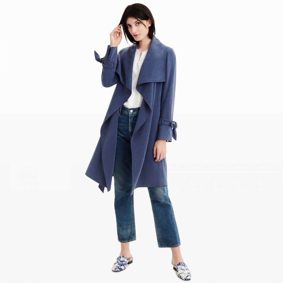Ellayne Trench Coat