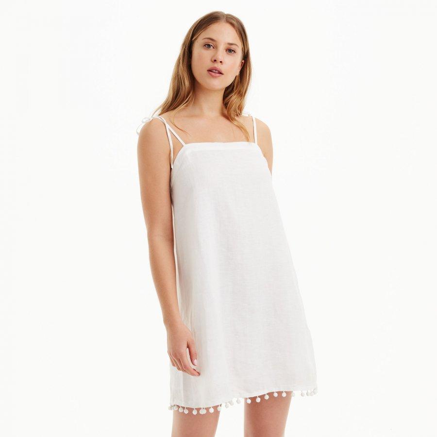 Pallay Linen Dress
