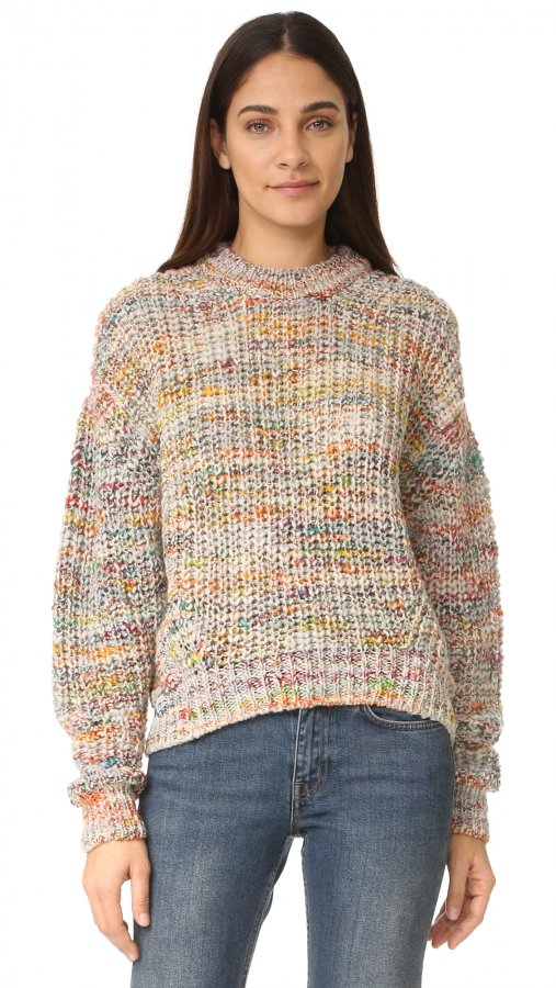 Zora Multi Sweater