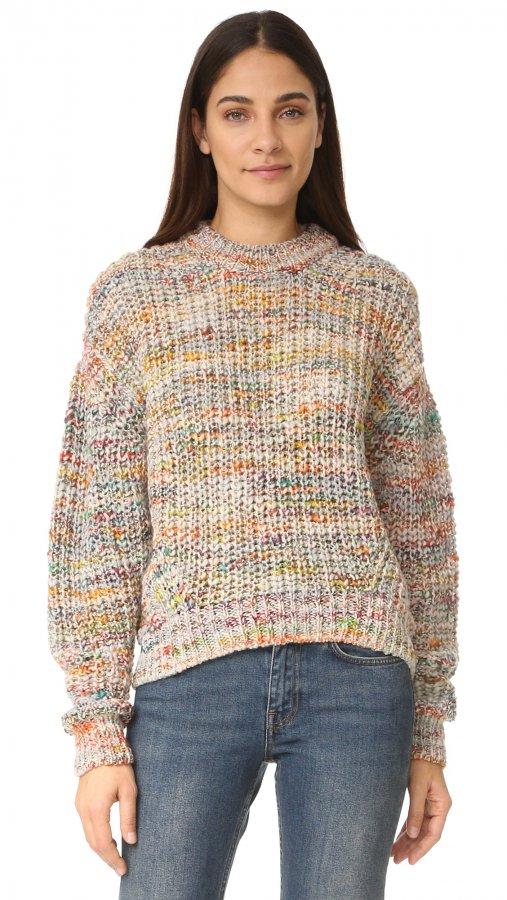 Zora Multi Sweater