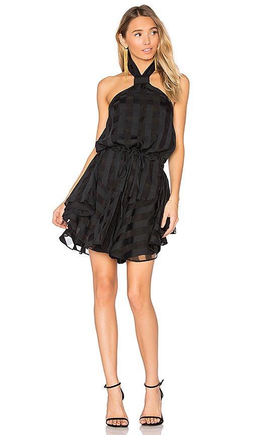 Perseus Knot Mini Dress