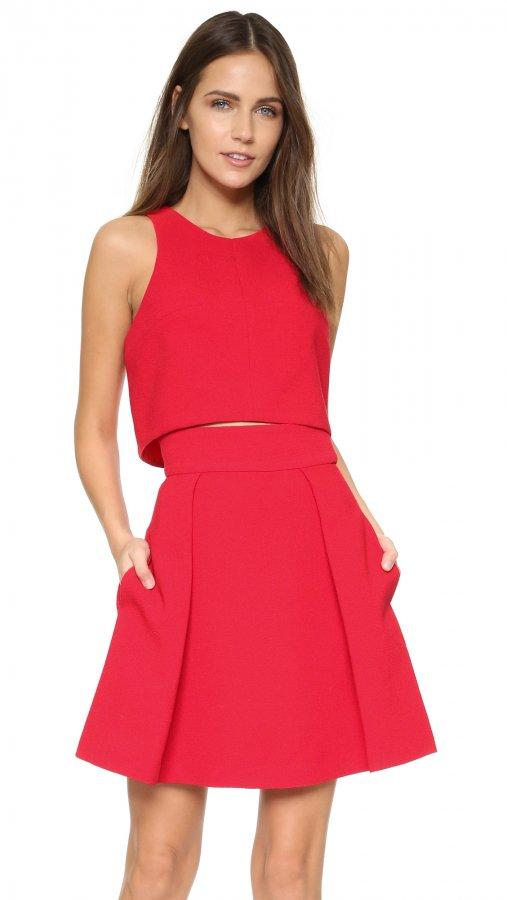 Sanibel 2 Piece Mini Dress