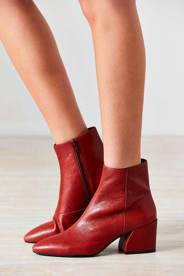 Olivia Leather Boot