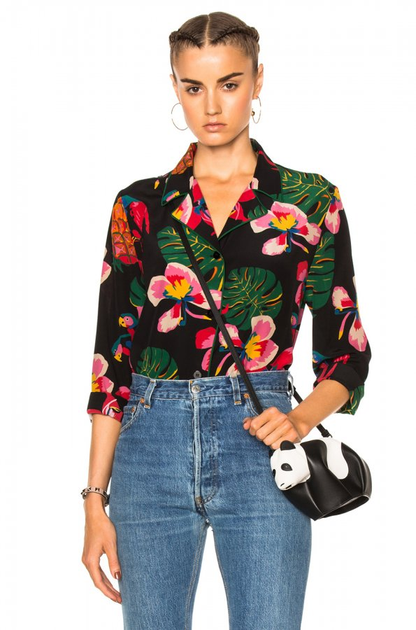 Tropical Dream Blouse