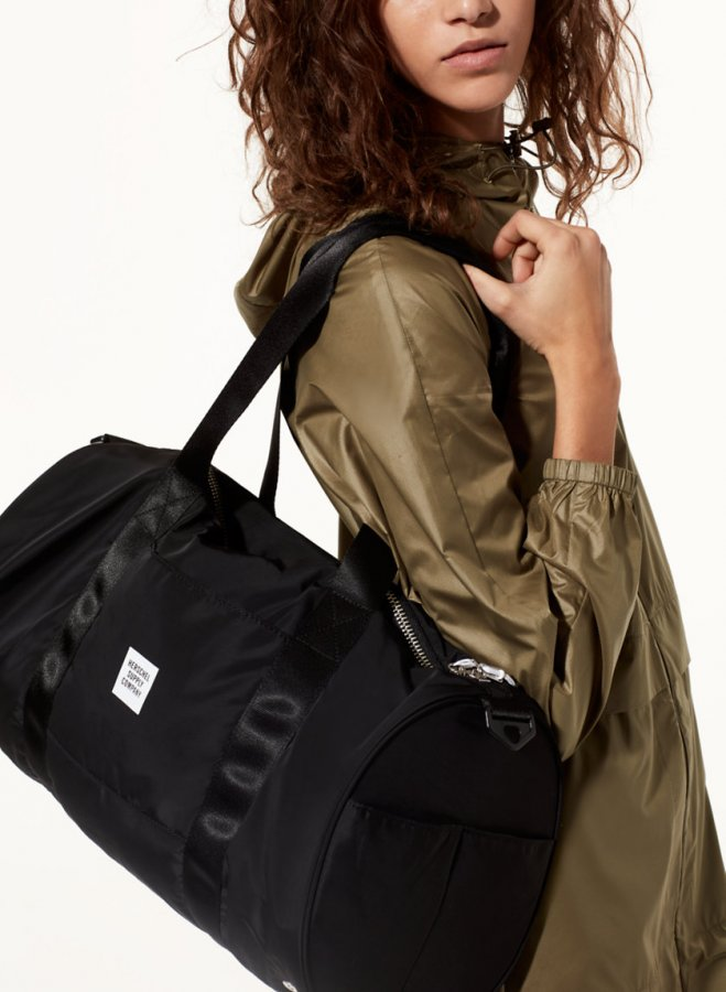 Nylon Sutton Duffle