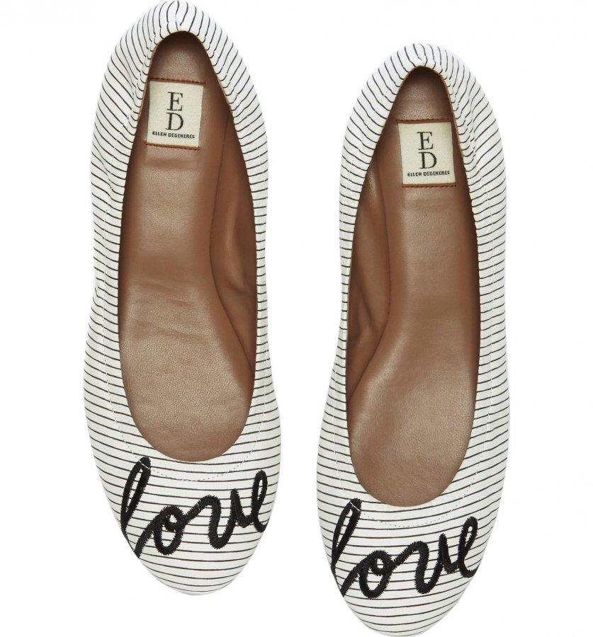 \'Langston\' Ballet Flat