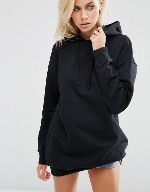 Ultimate Oversized Pullover Hoodie