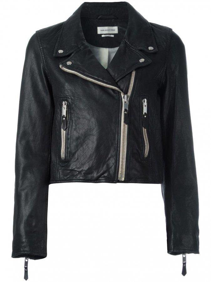 Aken Biker Jacket