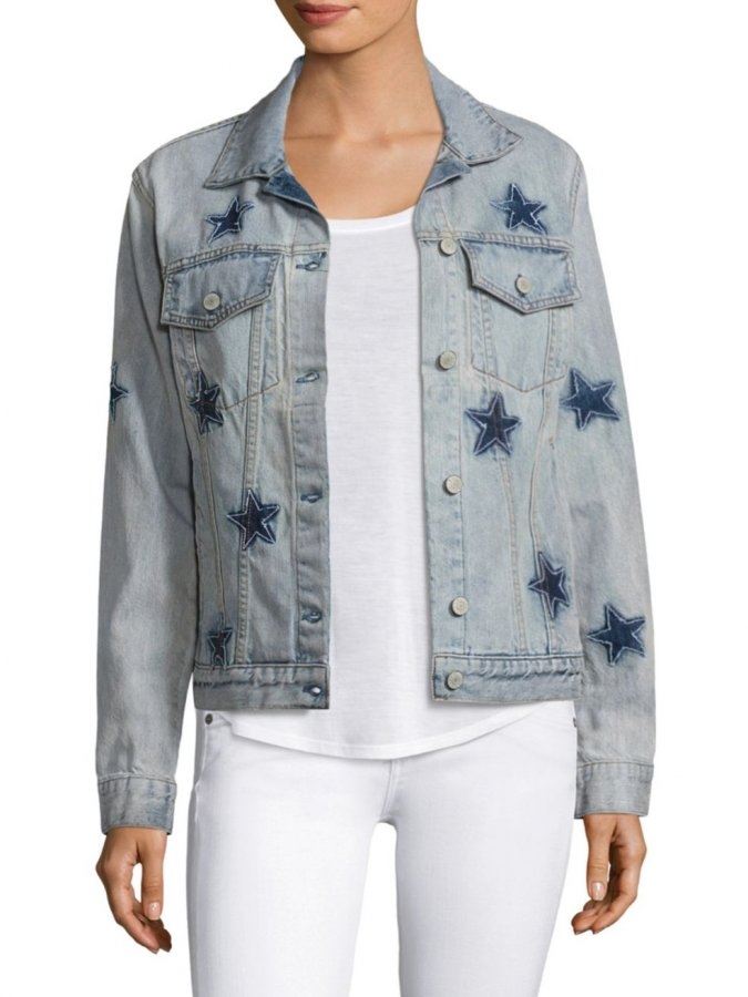 Knox Star Denim Jacket