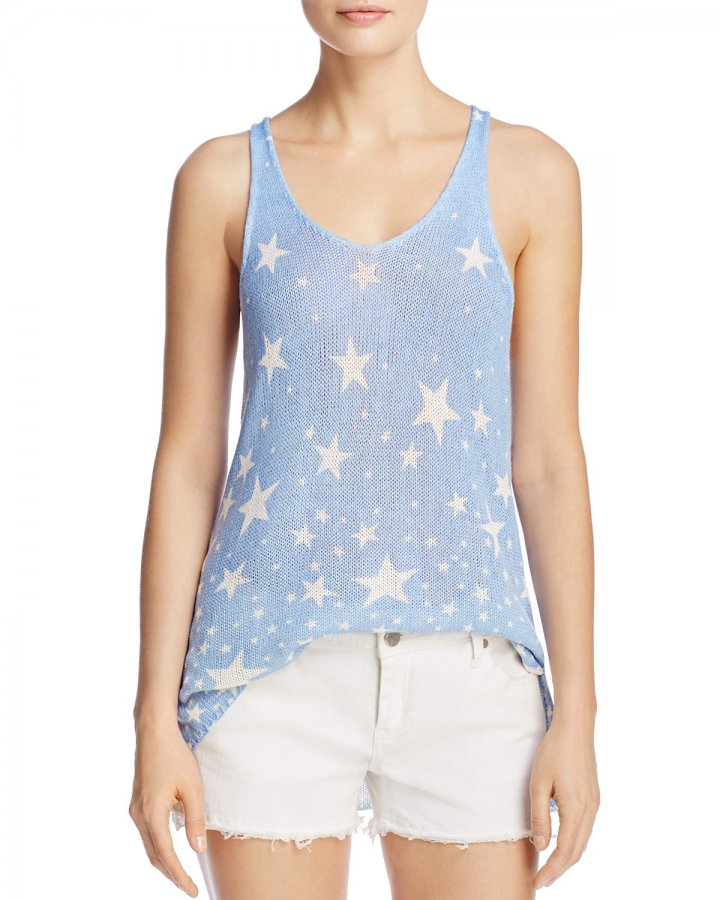 Hangout Star Tank Sweater