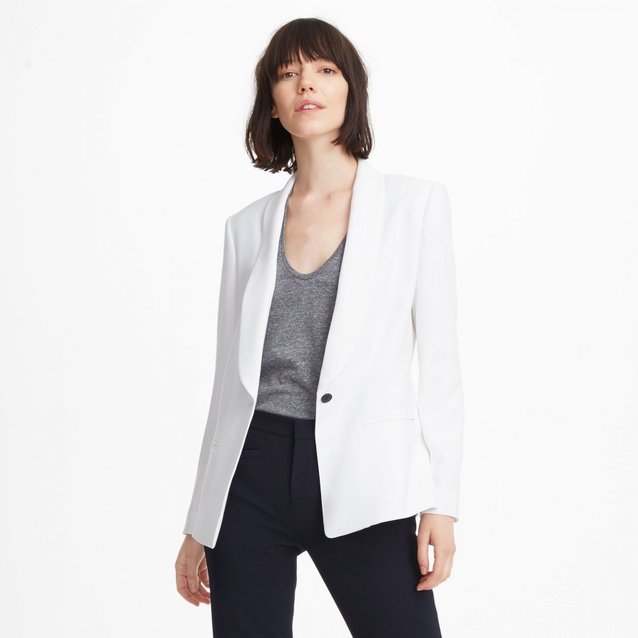 Delani Split-Back Blazer