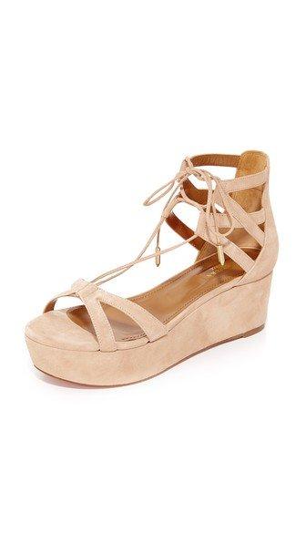 Beverly Hills Flatform Sandals