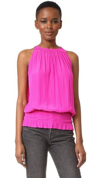Sleeveless Lauren Blouse