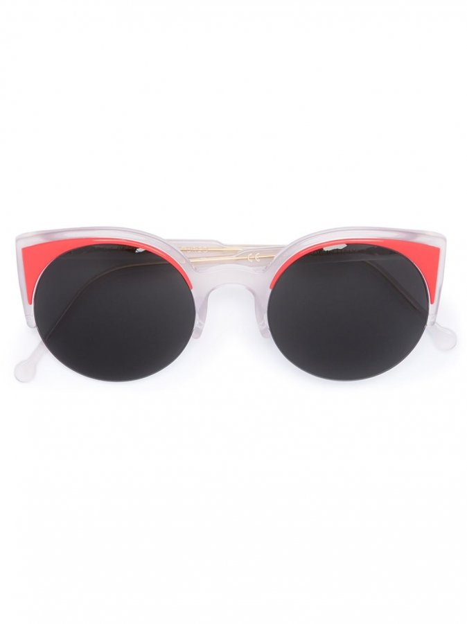 \'Lucia Surface Coral\' sunglasses