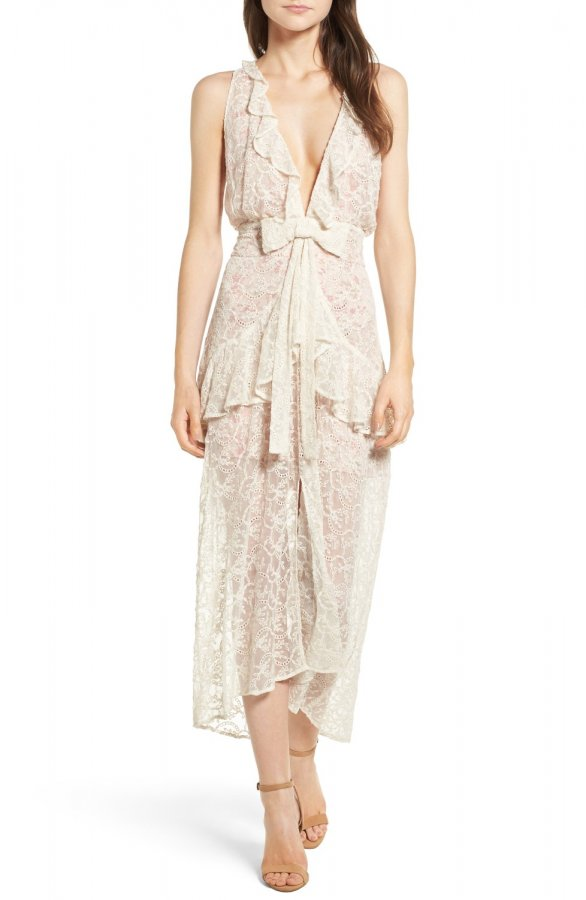 Sweet Disposition Maxi Dress