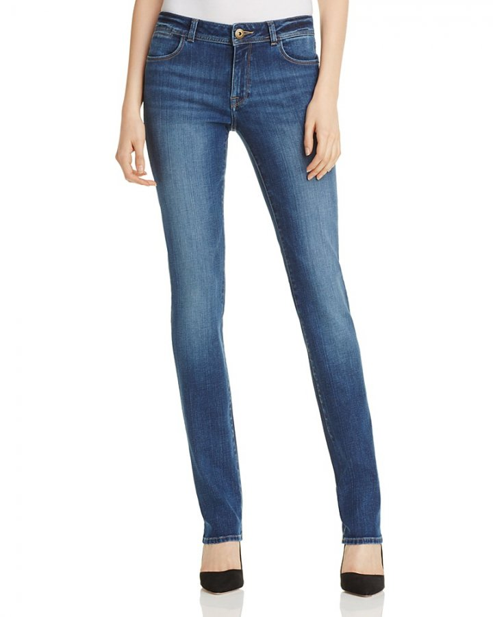 Coco Curvy Straight Jeans